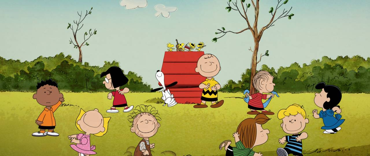 """The Snoopy Show """"Happiness Is a Dancing Dog"""" (A Snoopy Tale)"""
