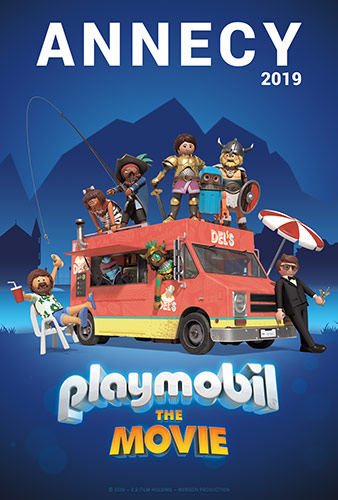 Playmobil © 2019 – 2.9 Film Holding – Morgen Production
