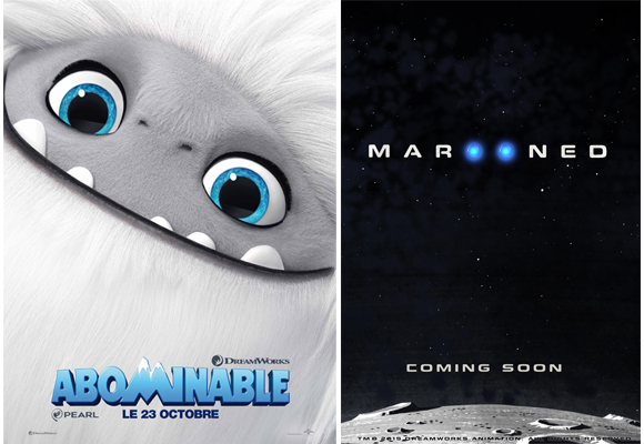 Abominable / Marooned – © 2019 DreamWorks Animation All rigths reserved