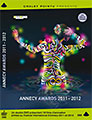 DVD Annecy Awards 2011-2012